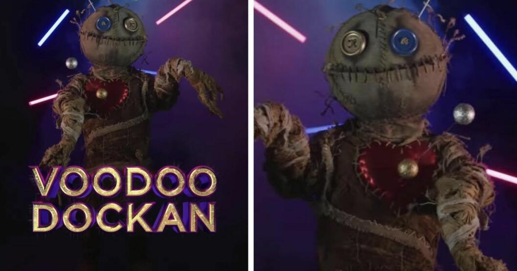 Vem är Voodoodockan i Masked singer
