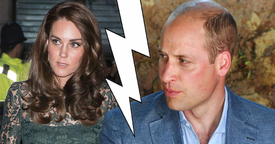 Prins William berättar orsaken om varför det tog slut mellan honom och Kate Middleton 2007.