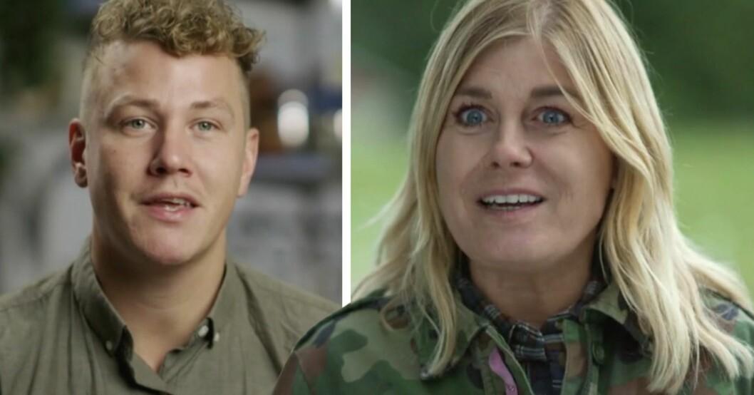 Pernilla Wahlgren & Tomas Sjögren