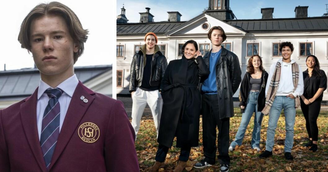 Young Royals på Netflix