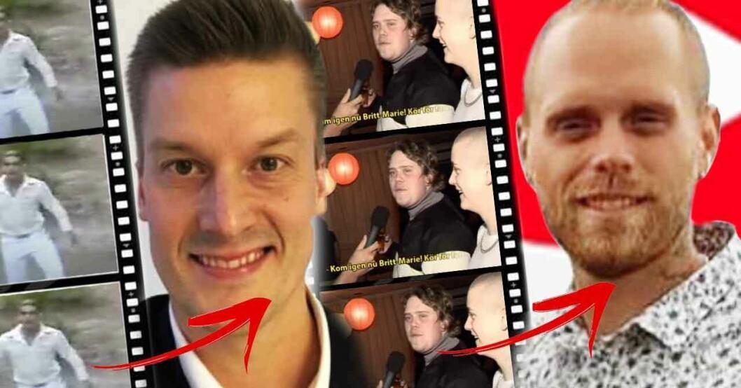 Jörgen Leisdal och Patrik Nilsson blev virala succéer på Youtube.